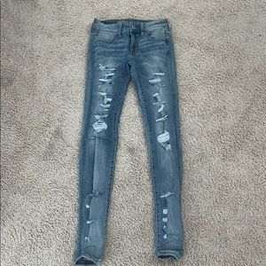 American Eagle super stretchy jeans